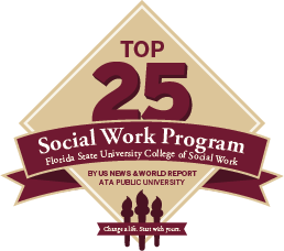 College of Social Work a Top 25 Social Work Program at a Public University