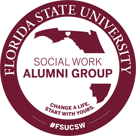Social Work Alumni Group Logo